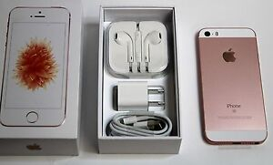 Apple iPhone SE 32GB Rose Gold (Verizon) Smartphone LTE 4G New Other