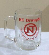 NT DRAUGHT BEER GLASS,NT DRAUGHT BEER GLASS,NT DRAUGHT THE TASTE OF TERRITORY