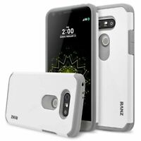 For LG G5 Case, Hard Impact Dual Layer Shockproof Case