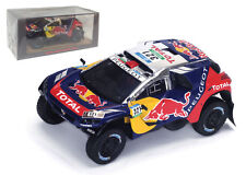 SPARK s4950 PEUGEOT 2008 dkr16 7th Rally Dakar 2016-Cyril Despres 1/43 SCALA