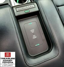 NEW OEM TOYOTA TUNDRA 2014-2020 CENTER CONSOLE WIRELESS CHARGING TRAY