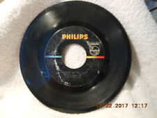 """THE 4 SEASONS (PHILIPS 40393) 7"""" 45 rpm HUGGIN' MY PILLOW/I'VE GOT YOU UNDER MY"""