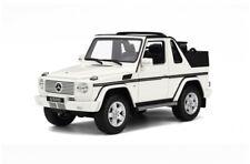 MERCEDES BENZ CLASS  G CABRIOLET 2007 voiture miniature 1/18 collection ot 275