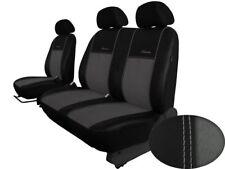 Taillierte Eco-Leder & Alcantara Sitzbezug 2+1 VW Transporter T5 T28 2003-2015