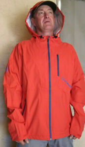 Dakine winter snow ski snowboard MOUNTAIN BIKING jacket coat shell LARGE red