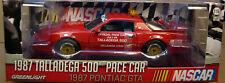 1987 Pontiac Gta Talladega 500 Pace Car Greenlight 1:18 Scale Diecast Model Car
