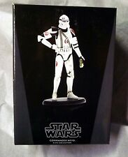 Star Wars Commander Neyo Statue Elite Collection Attakus Limited Edition #379