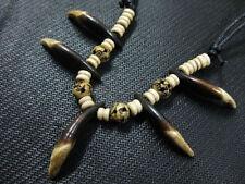 Biker Men's Devil Tibet Pattern Cool Tribal POP Pendant&Necklace F&SH