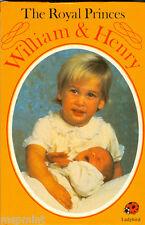 Princess Diana WILLIAM HARRY ROYAL PRINCES PHOTO BOOK