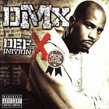 The Definition of X: The Pick of the Litter [PA] by DMX (CD, Jun-2007, Def Jam …