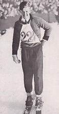 Ruud Birger-Norvegia-skispringer-Skistar - Weltmeister-per 1933