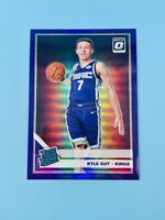 Kyle Guy 2019-20 Donruss Optic Purple Holo Rated Rookie RC Kings #183 CLEAN PSA?