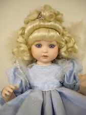 "Marie Osmond ""Angel Baby""  New Millennium, Porcelain Doll"