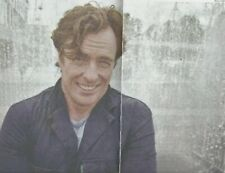 TOBY STEPHENS interview  UK newspaper BODY & SOUL supplement