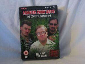 Trailer Park Boys - Series 1-6 - Complete (DVD, 2008)
