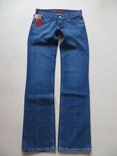 Levi's 557 Eve SQUARE CUT straight leg Jeans Hose W 30 /L 36, NEU ! extra lang !
