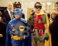 Only Fools and Horses Batman & Robin David Jason Nicholas Lyndhurst 10x8 Photo