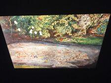 "John Millais ""Ophelia Detail"" English Pre-Raphaelite 35mm Art Slide. Rare"