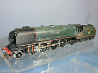 """HORNBY RAILWAYS MODEL No.R.2015 BR(ex LMS) Class 8P 4-6-2   """"CITY OF HEREFORD"""""""