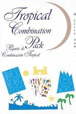 CREATIVE MEMORIES TROPICAL COMBO PACK
