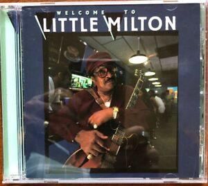WELCOME TO LITTLE MILTON CD  - KEB' MO', SUSAN TEDESCHI, LUCINDA WILLIAMS
