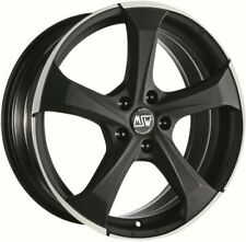 4 alloy rims  MSW 47 8x18 FORD GALAXY (WGR)