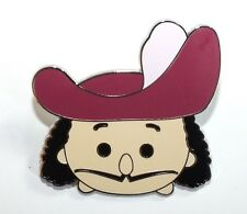 Disney Pin Trading Tsum Tsum Captain Hook Peter Pan Villain Mystery Collection