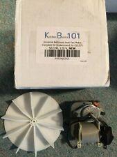 Kitchen Basics 101 Universal Bathroom Vent Fan Motor Kit Co 1575 50 Cfm