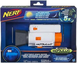Nerf Modulus Day/Night Zoom Scope for Blaster Hasbro DEALS