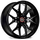 "6x139.7 - 22"" Vossen HF6-4 Black Concave Wheels Rims - Cadillac Escalade INSTOCK"