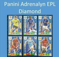 2019/20 English Premier League Soccer Cards EPL - Diamond (Rookie, Rising Star)