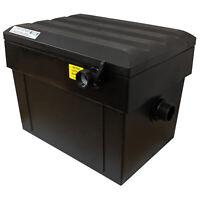 LOTUS GREEN GENIE 6500 UV FILTER BOX 18W WATER CLARIFIER FISH KOI POND GARDEN