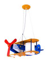 Airplane  Children's Room Light Hanging Lamp 3D Design Children's Lamp