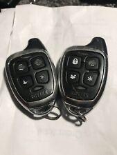 Scytek 4-Button Remote / Transmitter for G20 G20-C G40RS G55RS Aftermarket Set