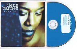 ILENE BARNES - Live à FIP - FRENCH PROMO ALBUM CD - 2007 - NM/M