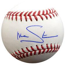 MARCUS STROMAN AUTOGRAPHED SIGNED MLB BASEBALL TORONTO BLUE JAYS BECKETT 136086