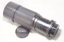 Minolta MD Zoom 75-200mm F4.5 MF
