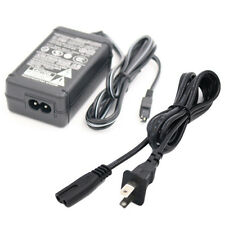 AC Power Adapter Charger&US Cable for SONY Handycam HDR-CX500 HDR-PJ10 Camcorder
