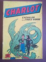 EO N°27 charlot chevalier table ronde - Album Jeunesse Joyeuse Couv Forest