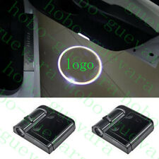 4pcs Car Door Logo Projector Lights For Mazda 2 3 Axela 6 Atenza CX-5 MX5 DIY