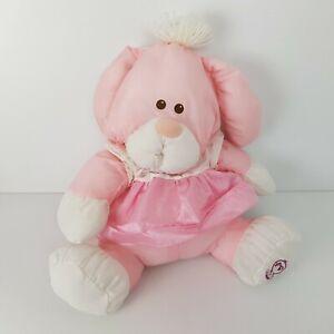 Fisher Price Puffalump 2006 Pink Bunny Rabbit