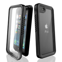 For iPod Touch 7 6 Waterproof Case Sealed Underwater Cover Anti-fall Shockproof