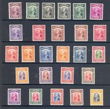 Historical Figures British Colony Postage Stamps