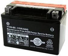 12V 8.5AH Battery YTX9-BS Scooter Atv Go kart dirt bike (HS104-56)
