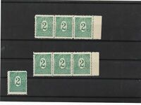 germany private courier stamps ref 12546
