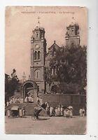 Carte postale MADAGASCAR. La cathédrale. FIANARANTSOA