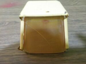 vintage mighty tonka loader top and windshield for parts