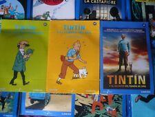 LIQUIDACION 25 DVD TINTIN GRAN LOTE COLECCIÓN COMPLETA CAJA DE CARTON (NUEVOS)