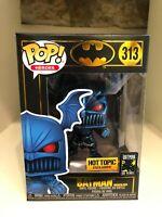 BATMAN MERCILESS LIMITED HOT TOPIC EXCLUSIVE FUNKO POP BATMAN 80 YEARS #313 HERO