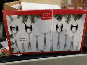 Lenox Noveau 10 pc 18/10 Entertaining Serve Set